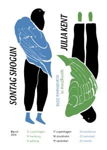 Poster design: Thäila Khampo